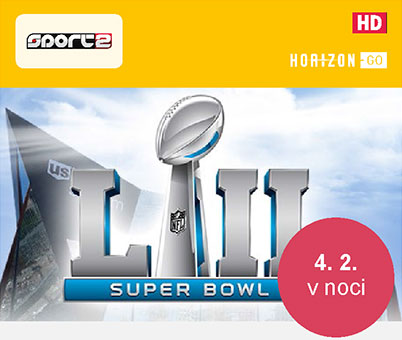 SPORT2 - SUPERBOWL (4. 2. v noci)
