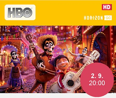 HBO - 2. 9. 20:00