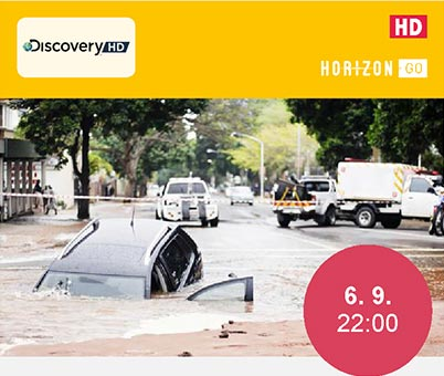 DISCOVERY HD - 6. 9. 22:00